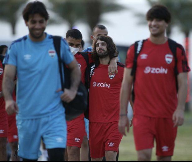المنتخب الوطني في البصرة استعداداً لمواجهي طاجيكستان والنيبال الوديتين